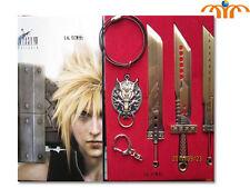 Set armas y colgante Cloud Final Fantasy swords set necklace SHIPS WORLDWIDE