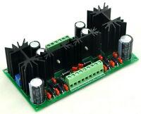 Ultra-low Noise +/- Adjustable Voltage Regulator Module, LT1963A LT3015.
