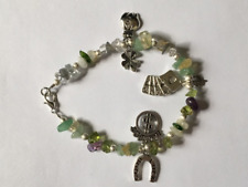 Prosperity Money Drawing Ritual Stone Bracelet Crystal Healing Religious Supply