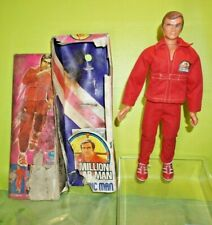 New ListingKenner Six Million Dollar Man 1St Edition 1975 The Bionic Man Orig Box