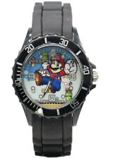 Super Mario Character Silicone Band WRIST WATCH