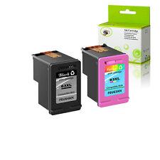Compatible With HP 63 XL Ink Envy 4500 OfficeJet 4600 3800 Deskjet 1100 2100