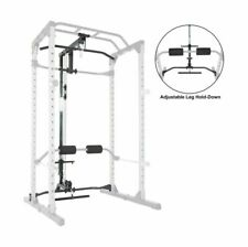 God Allha Lat Pull-Down & Leg Hold-Down for Fitness 810Xlt Super Max Power Cage