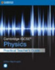 Cambridge Igcse(r) Physics Practical Teacher's Guide [With CDROM] (Mixed Media P