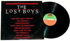 THE LOST BOYS SOUNDTRACK--INXS+ ROGER DALTREY+ ECHO & THE BUNNYMEAN+ LOU GRAMM