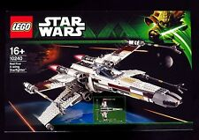 LEGO Star Wars UCS Ultimate Collectors Series Red Five X-Wing Starfighter 10240