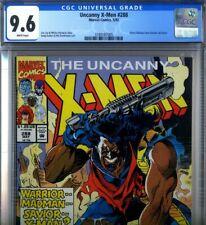 PRIMO:  Uncanny X-MEN #288 Bishop NM+ 9.6 CGC Marvel comics 1994