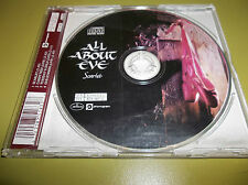 All About Eve Scarlet Uk Cd Single Picture Disc Ex Live tracks Our Summer