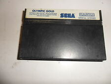 Sega Master System  Olympic Gold (3)