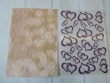 Embossing Folder - Hearts