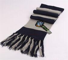 Harry Potter Ravenclaw Knit Wool Shawl Scarf Wrap Warm Striped Costume Cosplay