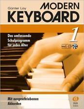 Modern Keyboard 1 von Günter Loy (2007, Taschenbuch)