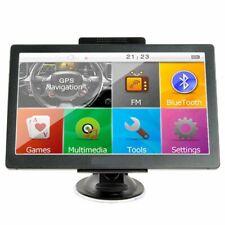 Players SatNav 256 8GB 7inch HD Car Bluetooth AV-IN FM MP3 MP4 GPS Navigation