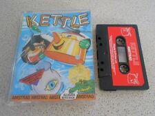 KETTLE - AMSTRAD CPC 464 ** NEW **  ( CPC464 ) RETRO GAME