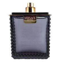 Versace Man by Gianni Versace 3.4 oz/100 ml Eau De Toilette For Men Tester New!