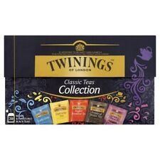 Twinings Of London Classic Teas Collection Black & Flavoured Black Tea 20 Bags