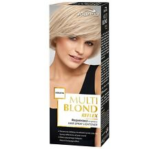 Joanna Multi Blond Reflex Hair Lightener Lightening Spray Balayage Colour 150ml