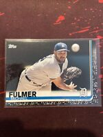 2019 TOPPS SERIES 2  Michael Fulmer BLACK PARALLEL SP /67