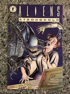 ALIENS: Stronghold #2 NM- (Darkhorse 1994)