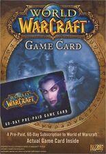 Havas 72305 World of Warcraft Time Card