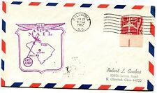 Southern Airways First Flight Columbia South Carolina - Myrtle Beach - 1962