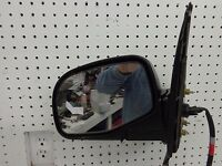 Ford Explorer Door Mirror Power non-heated w/puddle lamp 00 Left Driver Side OEM