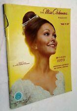 New listing The Miss Arkansa Pageant 1973 Program