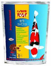 Sera KOI Professional Spring/Autumn Food 2200gr