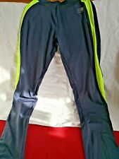 KARRIMOR DARK NAVY LYCRA Tight BOTTOMS WORKOUT YOGA GYM trousers