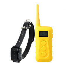 Small Medium Large Dog Training Shock Collar Waterproof Rechargeable Ecollar