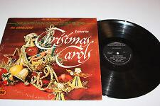 Vinyl Record--The Caroleers Favorite Christmas Carols--Classic Songs #SX 1715