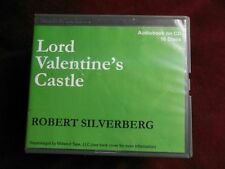 Silverberg - LORD VALENTINE'S CASTLE  - Unabridged audio CDs - EX-LIB