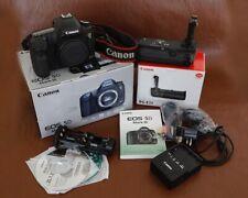 Canon EOS 5D Mark III Camera Body Only - Black & Canon Battery Grip BG-E11