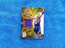 Jason Kidd Phoenix Suns 2013-14 Spectra Gold 2 Color Patch 3/10