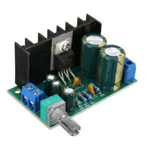 DC 12V~24V TDA2050 Mono One Channel Class AB Audio Power Amplifier Amp Module