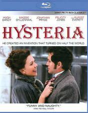 Hysteria [Blu-ray], Good DVD, Sheridan Smith, Felicity Jones, Hugh Dancy, Rupert