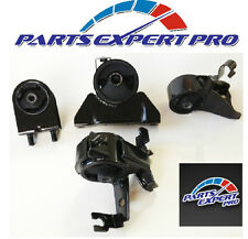 99-01 MAZDA PROTEGE 1.8 LT ENGINE MOTOR MOUNT KIT 2001-2003 PR0TEGE 2.0 MANUAL/T