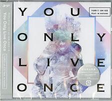 YURI!!! ON ICE FEAT. W. HATANO-'YURI ON ICE (ANIME)' OUTRO THEME-JAPAN CD C15