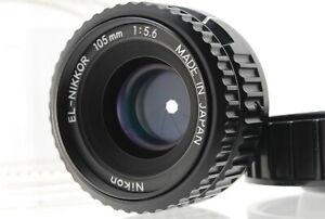 Near MINT NIKON EL-NIKKOR 105mm f/5.6 N Enlarging Lens From Japan