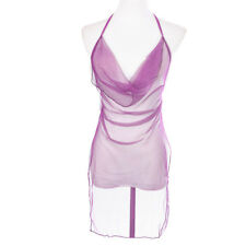 Lingerie Sleepwear Lace Women's G-string Dress Underwear Babydoll Nightwear LY