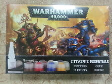 WARHAMMER 40K CITADEL ESSENTIALS - NEW AND SEALED