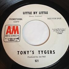 Tony's Tygers: Little By Little / Days And Nights 45 - Garage