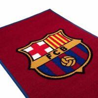FC Barcelona Football Club Large Crest Design Rug bedroom kid child XMAS GIFT