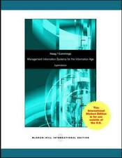 Management Information Systems for the Information Age, Cummings, Maeve,Haag, St