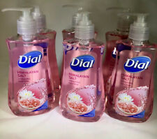 Dial Antimicrobial Hand Soap Himalayan Pink Salt - Water Lily 7.50 oz (6 pack)