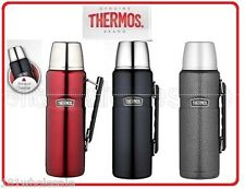 Thermos STAINLESS STEEL VACUUM Insulated King Beverage Bottle 1.2 L Litre 40 oz