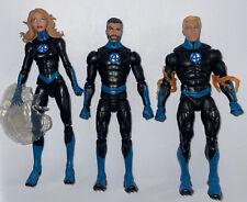 Marvel Legends Various Fantastic Four Super Skrull BAF Wave Figures Lot