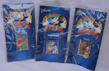 Disney Store set of 3 Pins 12 months of Magic USA UK and Canada New