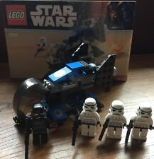 LEGO STAR WARS 7667 IMPERIAL DROPSHIP - COMPLETE W INSTRUCTIONS