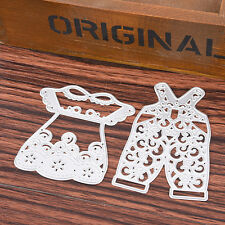 Pants&Clothes Metal Cutting Dies Stencil DIY Scrapbooking Embossing Card Craft